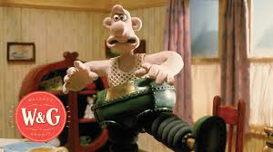 wrong trousers robbery wallace gromit