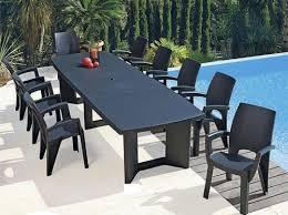 table salon de jardin leclerc table allibert plastique table de lit a roulettes