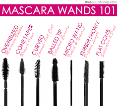 the beauty snoop mascara wands 101 what you should know before