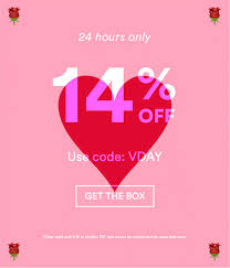 valentines sale beautycon box one day only s day flash sale 2
