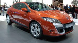 renault orange renault megane coupe paris motor show news 2008 top gear