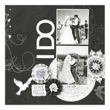 Photo Album Black Pages 72 Best Scrapbooking Black And Red Wedding Images On Pinterest