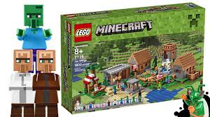 lego minecraft set my thoughts