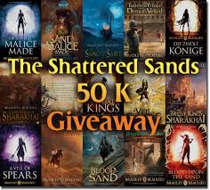 Awn Books The Song Of The Shattered Sands U2013 Bradley P Beaulieu