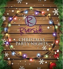 Christmas Party Nights Manchester - party night the riverside whitworth 16 december