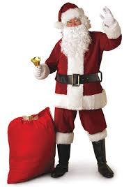 santa clause pictures regal santa suit