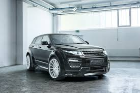 Wallpaper Range Rover Evoque Hamann Black Cars U0026 Bikes 11345