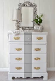 Update A Dresser Livelovediy How To Paint Furniture