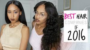 best hair companies top 5 hair companies of 2016