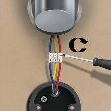 Camini Elettrici Leroy Merlin by Come Installare Un U0027applique Da Esterno Guide E Tutorial
