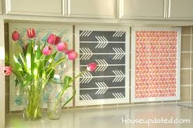 removable wallpaper for kitchen cabinets how to wallpaper a kitchen gorgeous removable wallpaper for