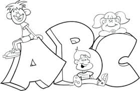 Coloring Page Of A School First Day Of School Coloring Page Coloring Pages For Kindergarten by Coloring Page Of A School