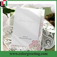 royal wedding cards european style royal wedding invitation card handmade white