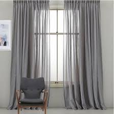 Hotel Room Darkening Curtains Custom Made Sheer Curtains Bristol Grey Fabric Sles Sheer