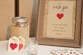 wedding wishes jar wish jar wedding guestbook and weddings