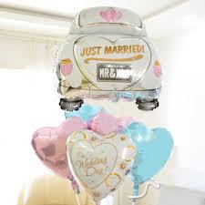 wedding balloons engagement car party decoration foil balloon