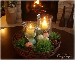 a simple easter centerpiece easter pinterest easter easter