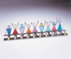 children s menorahs hanukkah menorahs handmade menorahs children s celebration