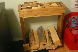 Homemade Firewood Rack Plans by Indoor Firewood Rack