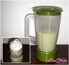 cara membuat thai tea latte ice blend matcha green tea teh hijau latte buat wanita