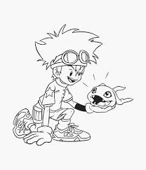 digimon coloring pages pixelpictart com