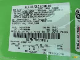 2013 mustang color code hd for gotta have it green photo 83023749