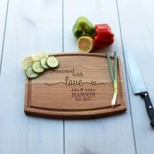 personalized cutting board wedding custom cutting boards handmade wood cutting boards custommade