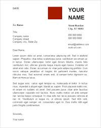 Resume And Cover Letter Templates Free Doc Cover Letter Template 1432