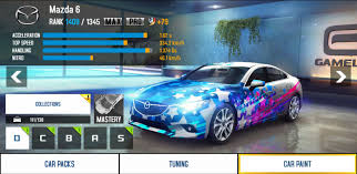 mazda 8 asphalt 8 airborne mazda 6 preview youtube