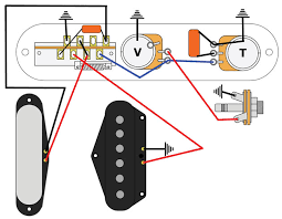 mod garage the bill lawrence 5 way telecaster circuit premier