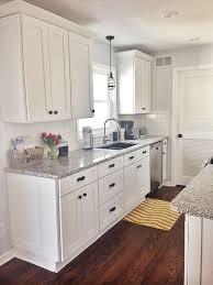 small kitchen design ideas white cabinets 60 white kitchen design ideas for the of your home