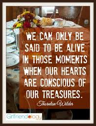 awesome friendship quotes gratitude thanksgiving quote wilder