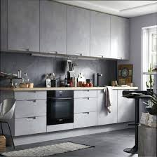 photo de meuble de cuisine grand meuble de cuisine meuble cuisine decor beton with