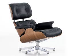 Vitra Eames Armchair Vitra Eames Lounge Chair Black Walnut By Charles U0026 Ray Eames
