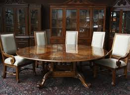 dining fearsome extendable round dining room tables alarming