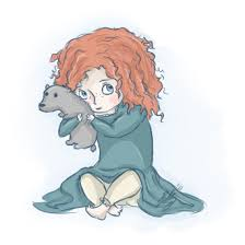 merida angus in brave wallpapers brave images little merida wallpaper and background photos 32258425