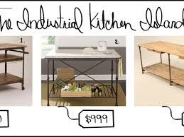 industrial style kitchen islands steele this the industrial kitchen island southern living