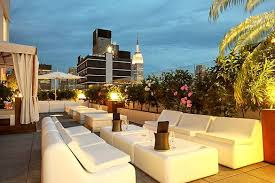 Roof Top Bars In Nyc Top 5 Rooftop Bars U0026 Gardens In Manhattan New York City New