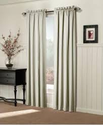 Curtain Stores Trending In The Aisles Sun Zero Thermal Lined Curtains The Home