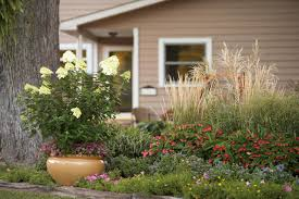 garden glamorous pictures of front yard flower beds pictures of