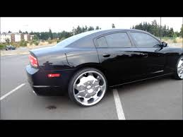 rims for dodge charger 2012 2012 dodge charger on 24 s
