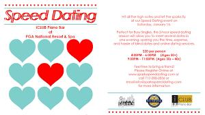 Blind Date Online Free Speed Dating Pga National Resort U0026 Spa Nightlife