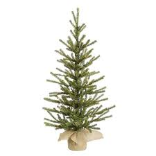 shop living pre lit winter tree with