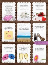 lifelong panty line poem bridal shower bachelorette party