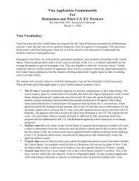 visa covering letter format sample supporting letter for