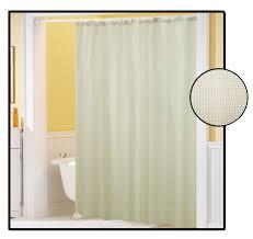 Pottery Barn Waffle Weave Shower Curtain Waffle Weave Shower Curtain Kohl 39 S Home Fashions Scwaf Waffle