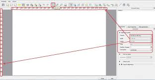 qgis layout mode better map composer in qgis ver 1 9 kcube