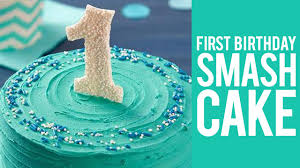 birthday smash cake how to make a birthday smash cake