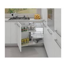 meuble d angle pour cuisine aménagement pour meuble d angle magic corner accessoires cuisines
