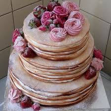 wedding cake sederhana 17 terbaik gambar tentang cakes di perkawinan